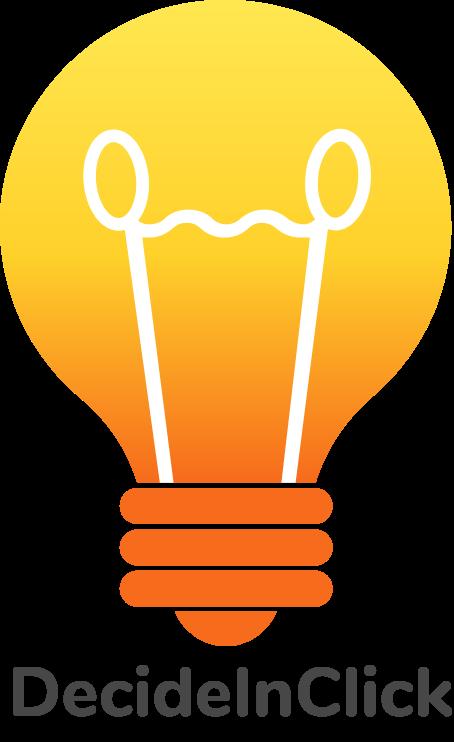 DecideInClick Logo